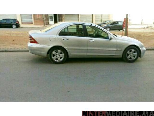 Mercedes 200 a vendre