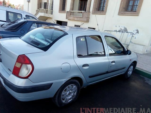 Renault Clio Diesel -2002 à Berrechid