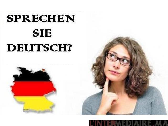 التواصل والتجمع العائلي االلغة الألمانية