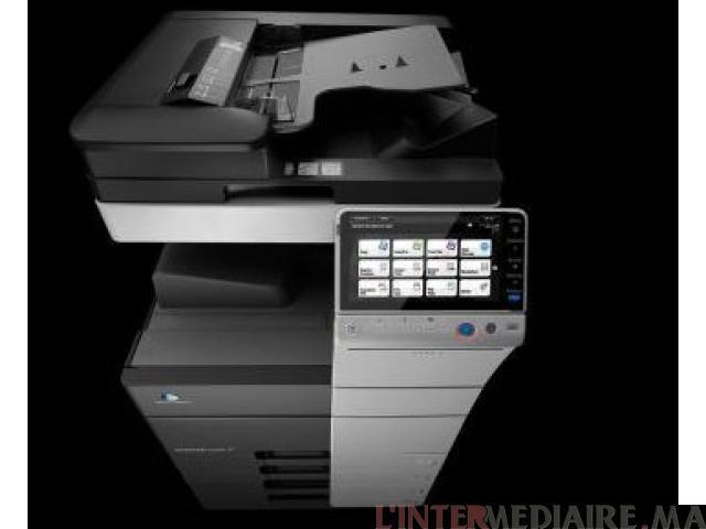 Photocopieur Konica Minolta couleur c454