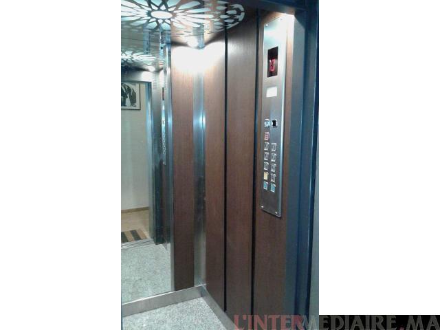 ascenseurs et montes charges