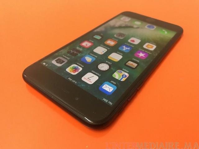 iPhone 7 plus 256go