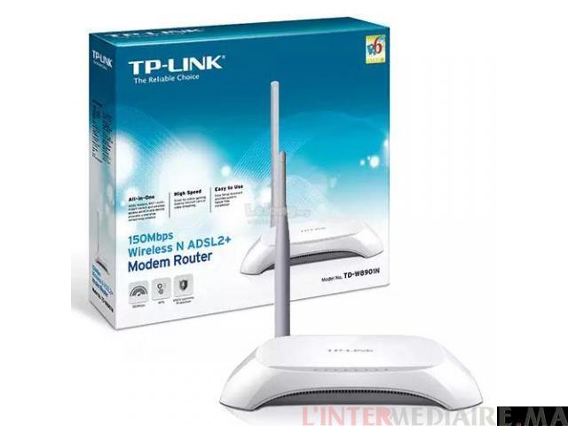 modem réseau wifi