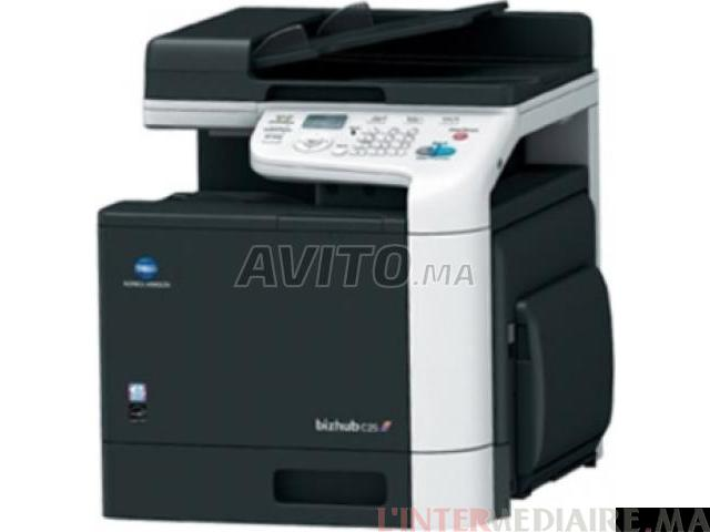 Photocopieur couleur konica minolta C25