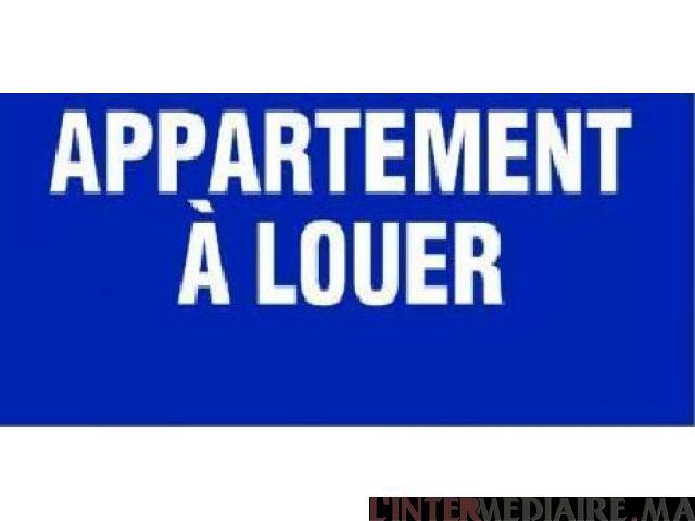 appartement en residence ain sebaa