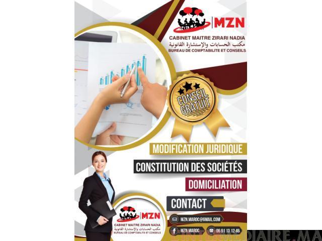 constitution domiciliation formation