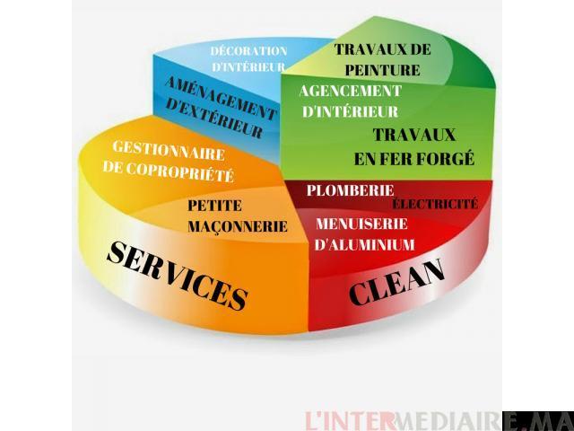 Services clean