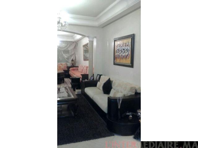 Tétouan appartement titré à vendre