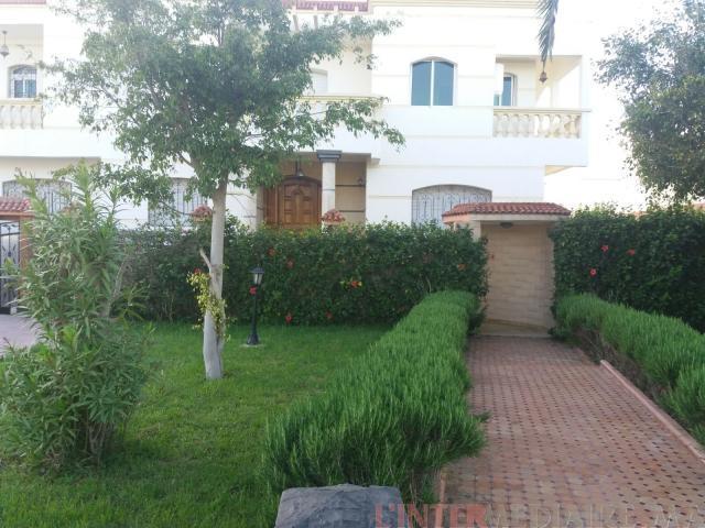 villa pour location