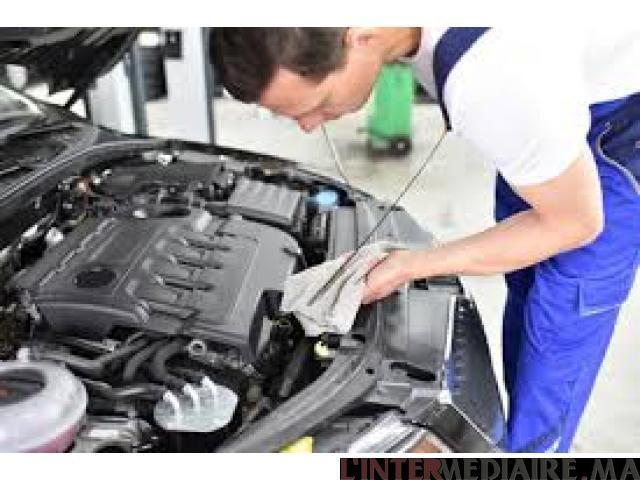 technicien auto/mecanicien