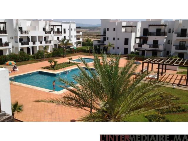 location appartement a saidia marina h.s