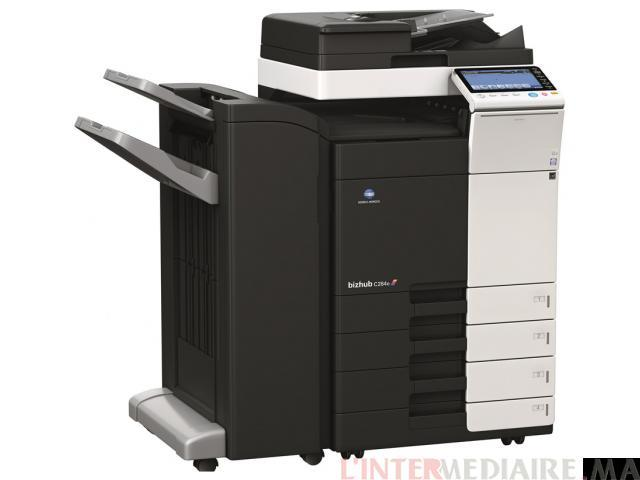 Photocopieur konica minolta bizhub C284