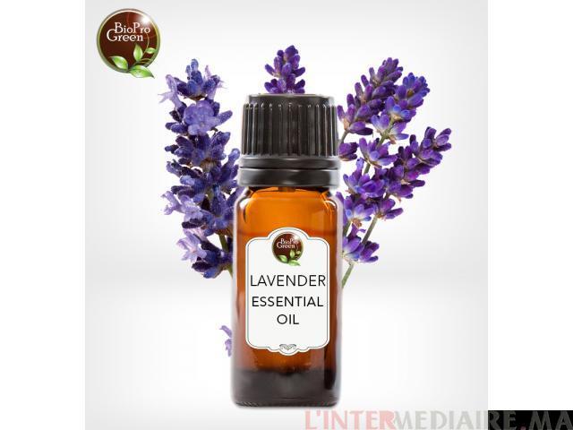 Lavender essential oil natural pure