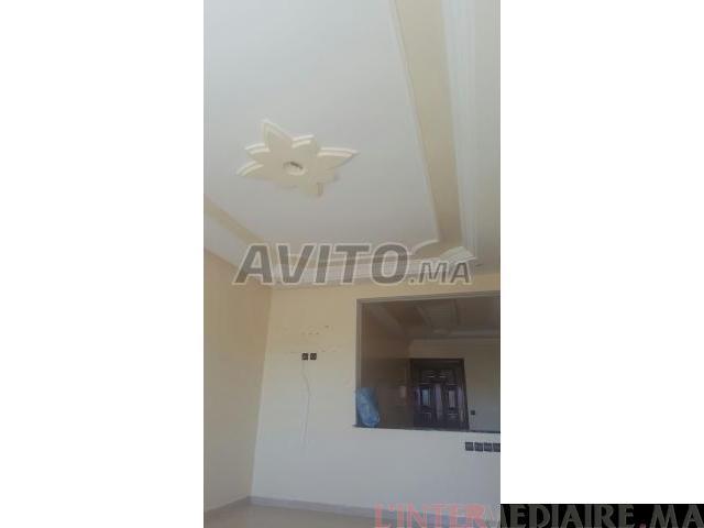 Appartement 80m2 à wifak temara