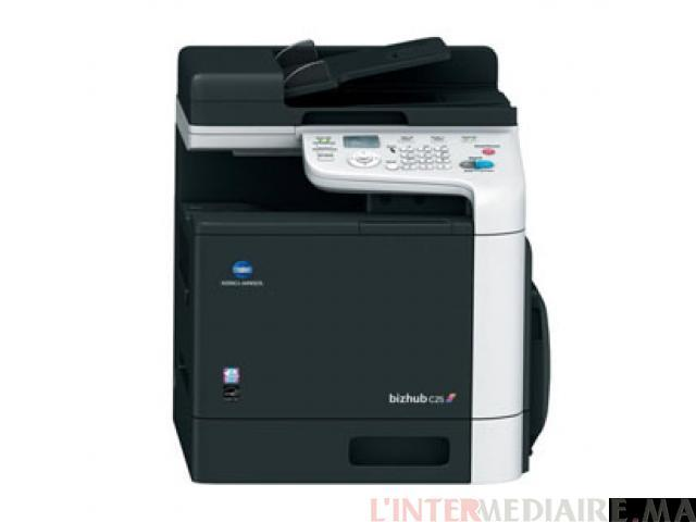 Copieur couleur konicaminolta bizhub C25