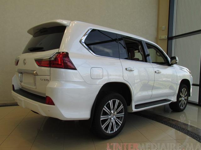 Used Lexus LX 570 5 door 2017 SUV for Sa