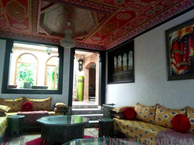 Luxueuse villa à vendre