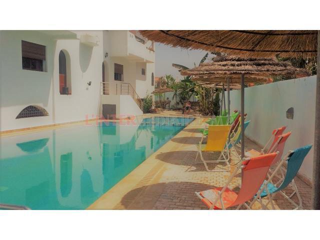 Appartements avec piscine & Plage Privée