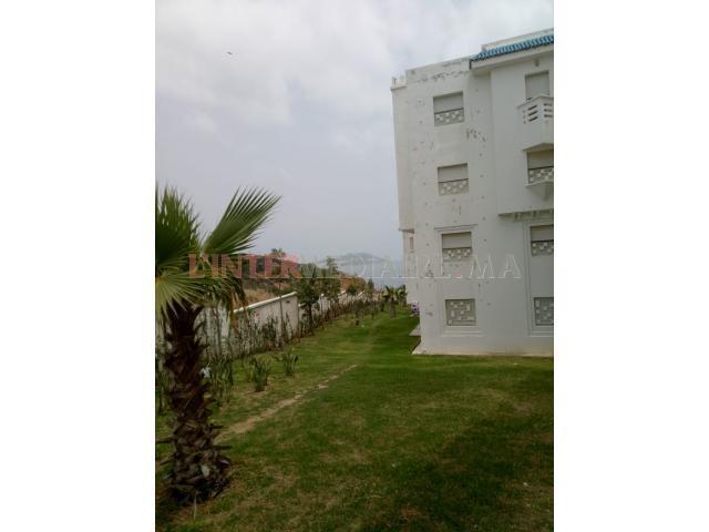 appartement meublé à louer à Fnidéq