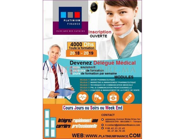 FORMATION CADRE –DELEGUE MEDICAL