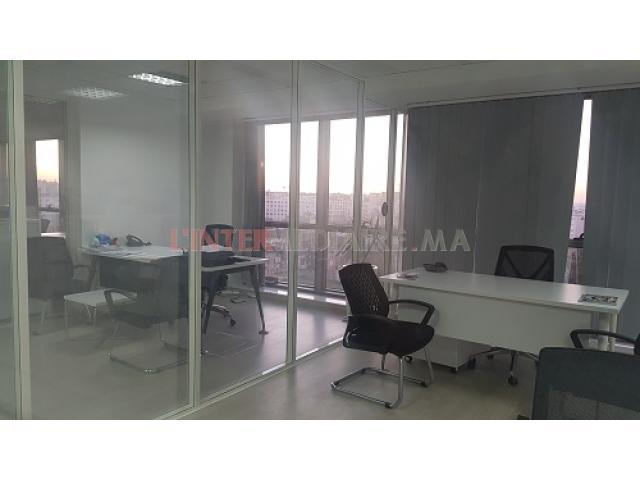Bureau  de 347 m2 à LA CORNICHE