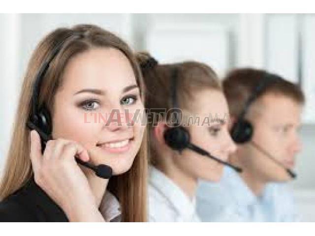 télé conseillers