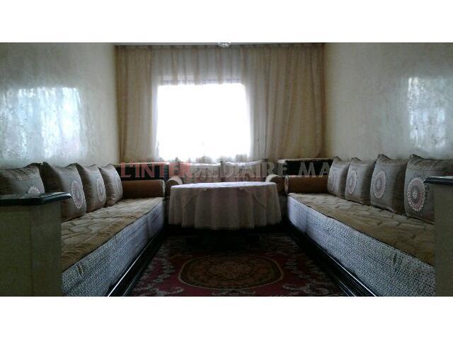 Vente appartement à Had soualem
