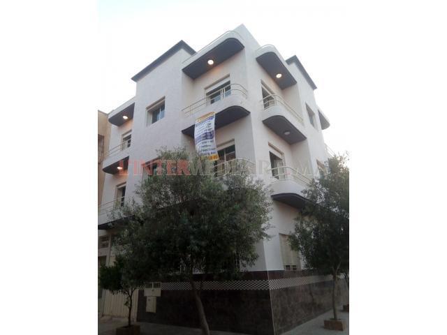 Vente Immeuble RDC+2étages