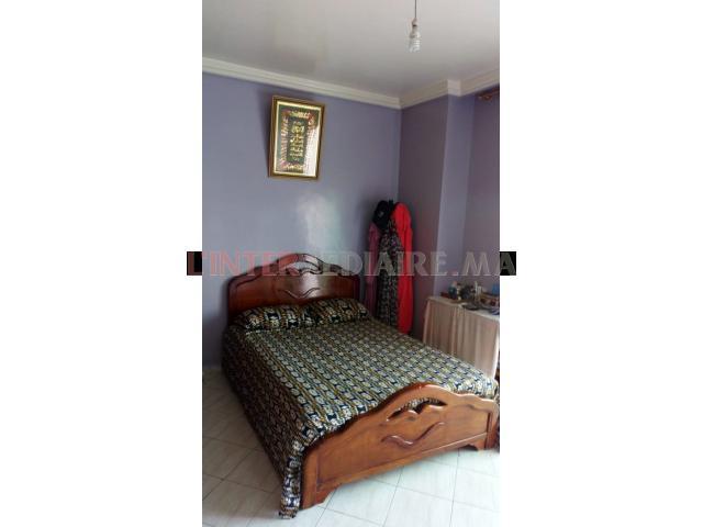 Rue BOURGOGNE/BOUKHALA, Appart meublé