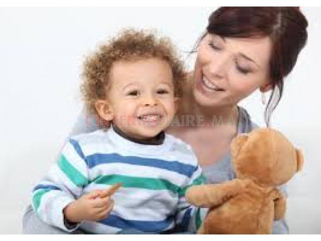 Baby-Sitter Pour Hôtel de Luxe à Marrake