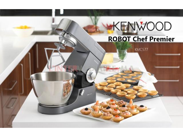 Vente Robot patissier Kenwood KVC3100S