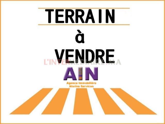 VENTE TERRAIN ( DEROUA à Côté NOUASSER)