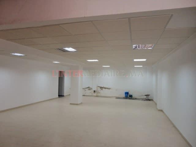 local commrcial  250m² Anfa