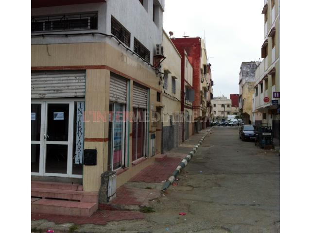 Local commercial de 110 m² à RABAT