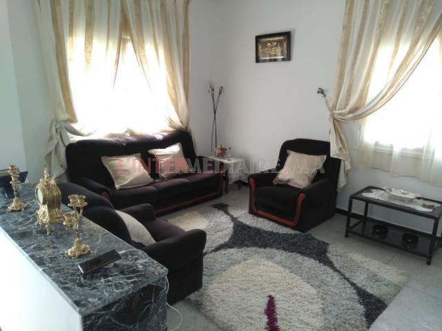 Villa Meublée et Bien Equipée à Kénitra