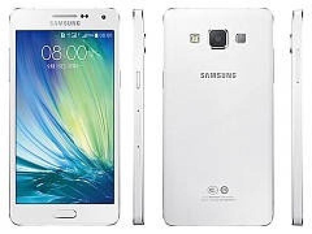 Samsung galaxy A5 blanc neuf