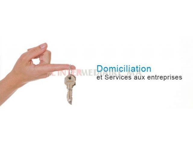 Domiciliation