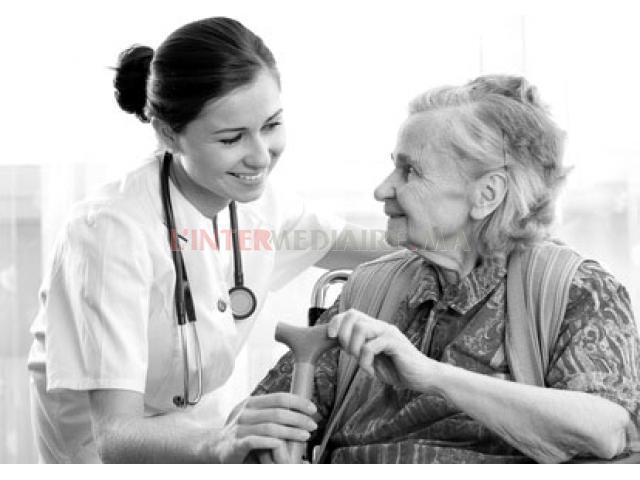 Aide soignante expérimentée