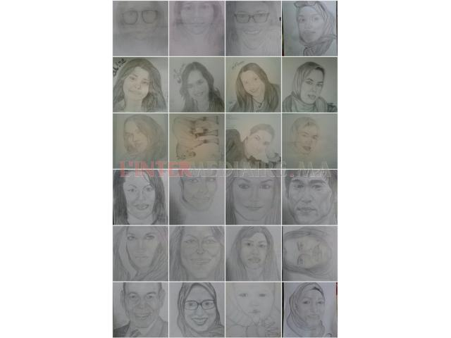 Dessins portraits