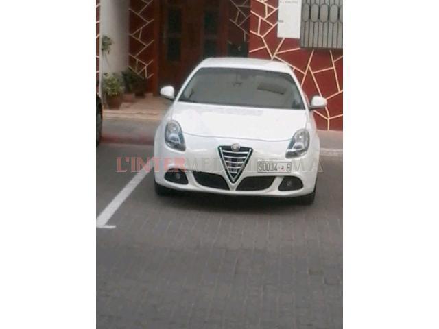 Alfaromeo giulietta essence 2012