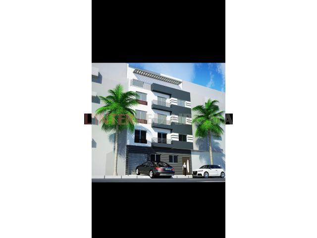 Vend joli appartement à Had Soualem Alia