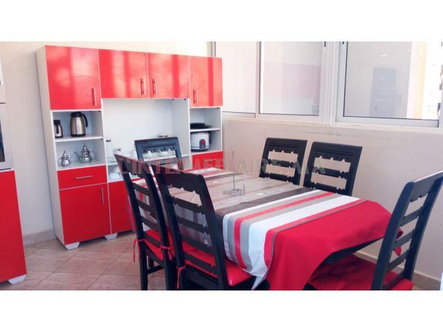 Appartement meublé à louer au centre vil