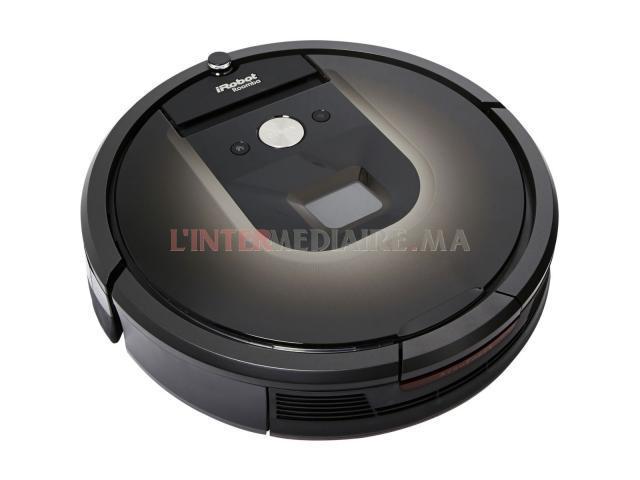 iRobot Roomba 980 - Aspirateur - Ménage,