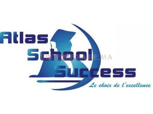 Centre Atlas School Success