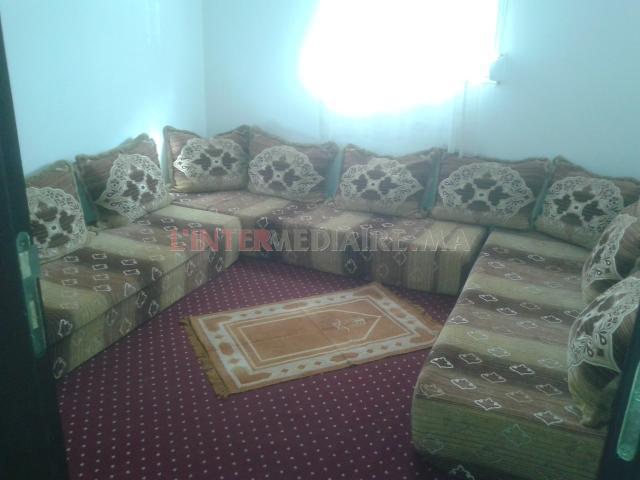 appartement a louer meuble