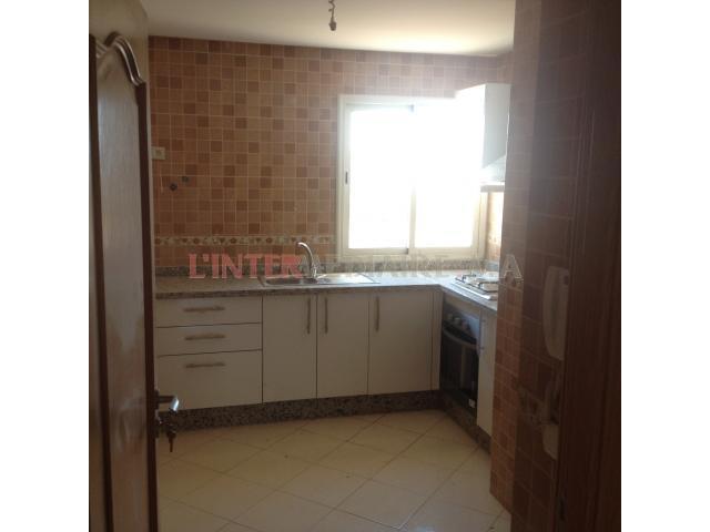 Appartement de 80 m2 Sala el Jadida