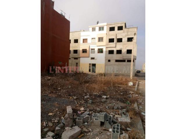 Terrain de 156m2 à vendre Bouznika