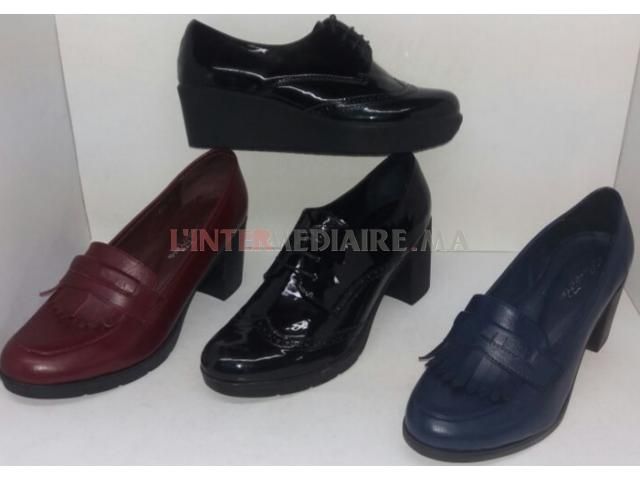chaussures neufs confortable