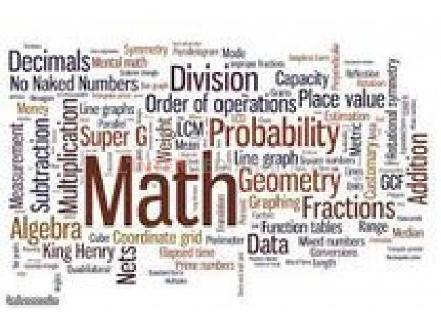 Prof expérimenté /Cours de mathématiques
