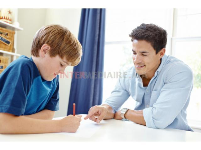 soutien scolaire à domicile